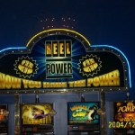 Custom Casino Sign