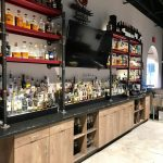 Commercial Bar and Cabinetry
