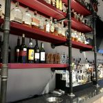 Custom Shelving for Commercial Bar