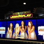 Join 'N Play/Deal or No Deal Sign