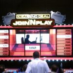 Deal or No Deal Sign for Casino Gaming
