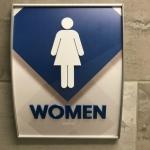 Interior Restroom Signage