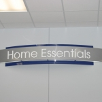 Wall Mounted Interior Signage