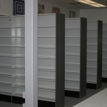 Pharmacy Rx Shelving