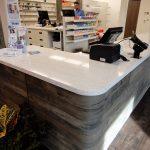 Cambria Quartz Countertops in Pharmacy