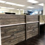 Custom Privacy Wall for Lewis Drug