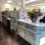 Lewis Drug Pharmacy Department Cabinetry