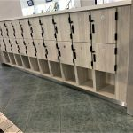 High End Gym Lockers
