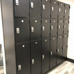 Fitness Club Lockers