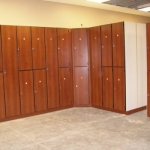 Fitness Center Lockers