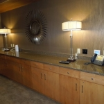 Commercial Cabinetry for Banks