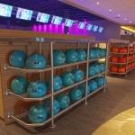 Custom Built Bowling Racks