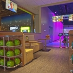 Custom Designed Bowling Ball Racks
