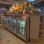 Custom Built Bar and Island