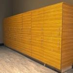 Custom Commercial Lockers