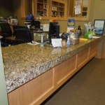 Kids Library Reference Desk