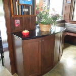 Custom Built Commercial Cabinets