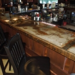 Commercial Bar Cabinetry