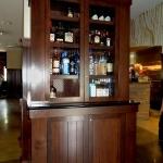 Alder Liquor Storage Cabinet