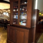Custom Built Wood Cabinets
