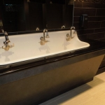 Custom Commercial Vanity