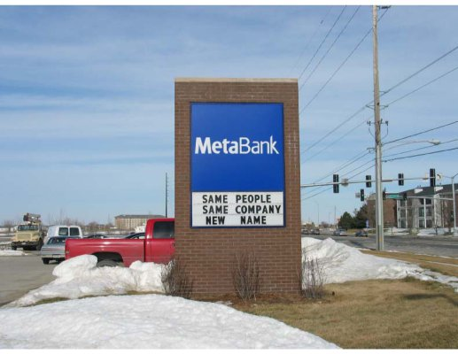 mehta bank Careers at metabank  position title: city: state : branch manager: brookings: sd : loan servicing specialist.