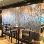 Custom Divider Wall at Minnehaha Country Club