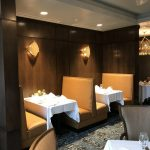 Wall Cladding in Minnehaha Prime Dining Room