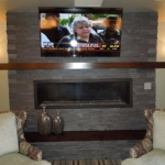 Fireplace Surround for Country Club