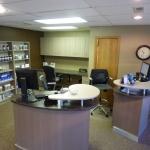 Custom Chiropractic Clinic Cabinets