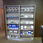 Retail Display and Shelving Unit