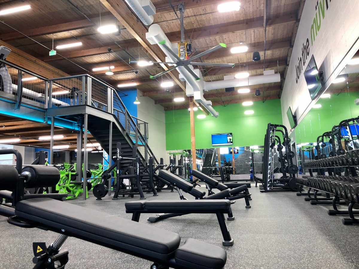 Custom Fitness Center Cabinetry Creative Surfaces Inc