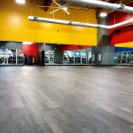 Muv Fitness Gym Floor