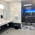 Custom Locker Room and Vanities