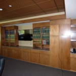 Custom Board Room Cabinetry