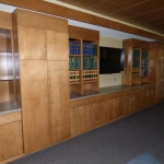 Custom Board Room Cabinets