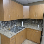 Custom Commercial Kitchen Cabinetry