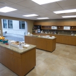 Custom Commercial Kitchen Cabinets