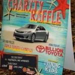 2014 Gala Charity Raffle