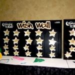 2014 Gala Wish Wall