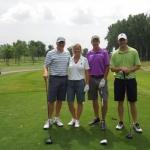 2014 Creative Surfaces Golf Team