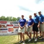 2013 Creative Surfaces Golf Team