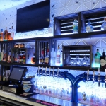 Custom Commercial Bar Cabinets