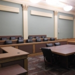 Custom Millwork for Pennington County Courthouse