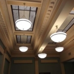 Custom Millwork and Ceiling Panels