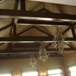 Hotel Ceiling Beams