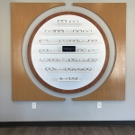 Custom Commercial Wall Displays