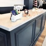 Custom POS Desk for RUST & Co.