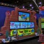 Wall Show Display