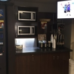 Commercial Kiosk and Cabinettry